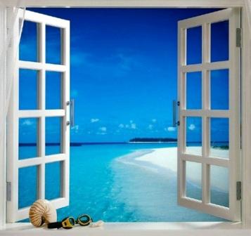Окна и двери - фото