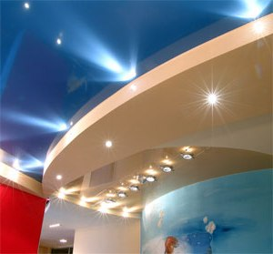 Ремонт потолка - фото