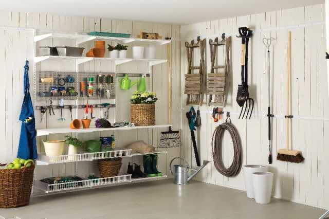 фото - дизайн гаража